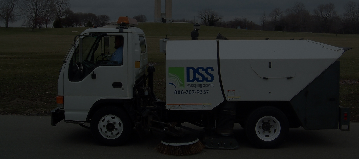 DSS Sweeping Service Inc, Dayton OH
